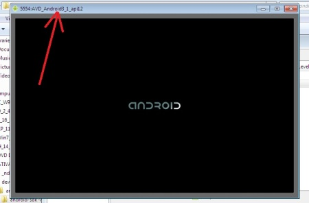 Android 3.1 Honeycomb AVD Emulator